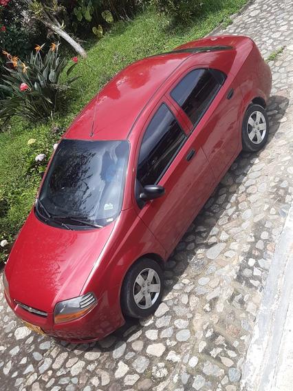 Chevrolet Aveo Sedane Sedane Aveo