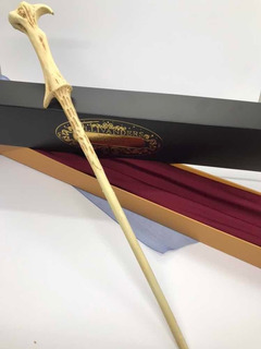 Varita Harry Potter Original Caja Ollivanders Lord Voldemort