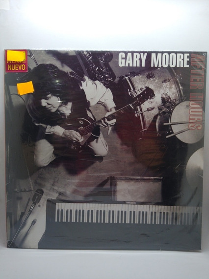 Gary Moore After Hours Vinilo Lp