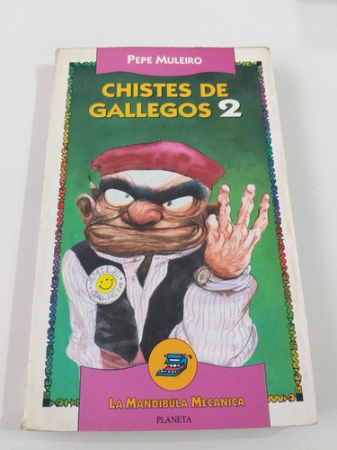 Libro Chistes De Gallegos 2