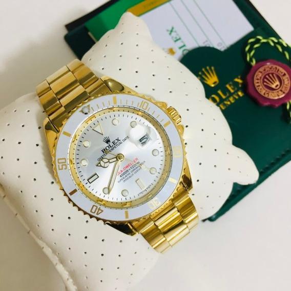 2 Relógio Rolex Promoção Dia Dos Pais.