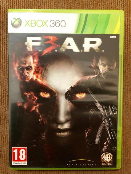 Fear 3 Para Xbox 360