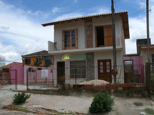 Sobrado 3 Dormitórios - Pinheiro Machado, Santa Maria / Rio Grande Do Sul - 9806