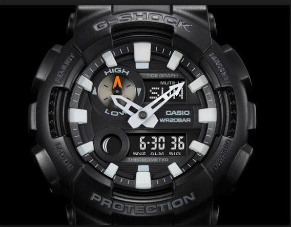 Relogio Casio G-shock Gax-100 Original