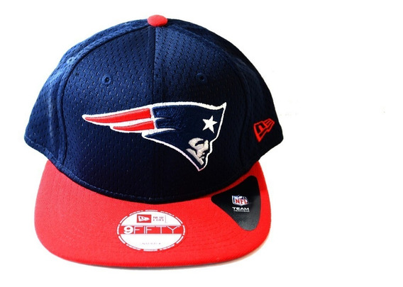 Gorra New England Patriots Jersey New Era 9fifty Snapback