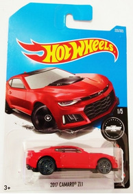 Hot Wheels 2017 Camaro Zl1 Lote K 2017
