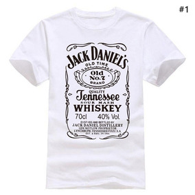 3b874ce52 Camiseta Jack Daniels - Camisetas Manga Curta para Masculino no ...