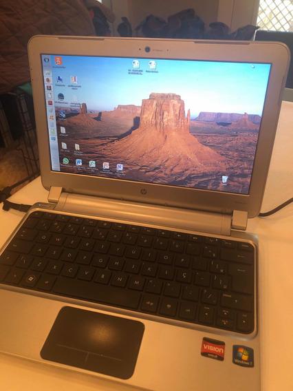 Netbook Hp Pavilion - 2012 - Ótimo Estado