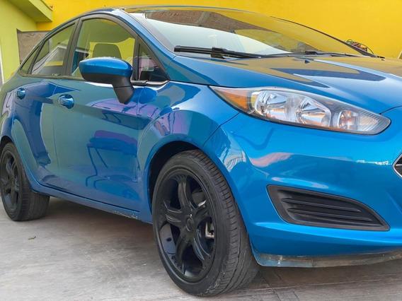 Ford Fiesta 2017 S Tm Titanium Estándar