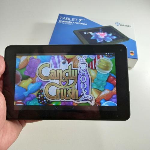 Tablet Smart Kids 7'' Andrioid Tactil 1 Gb Ram + 16 Gb Niño