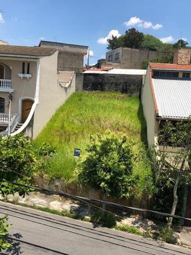 Imagem 1 de 2 de Terreno À Venda, 312 M² - Jardim Das Américas - São Bernardo Do Campo/sp - Te4112