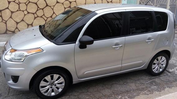 Citroën C3 Picasso 1.5 Glx Flex 5p 2014 Leilao Recuperado