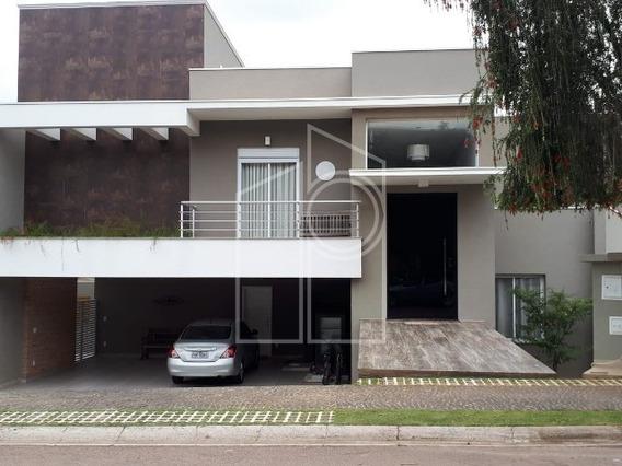 Casa A Venda Em Jundiaí Em Condomínio De Alto Padrão - Bairro Engordadouro - Ca04933 - 33103943