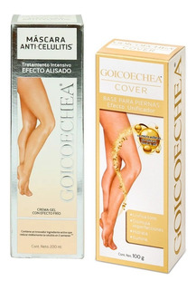 Combo Goicoechea Cover + Mascara Anticelulitis