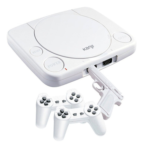 Consola Kanji KJ-PLAY003 Standard  color blanco