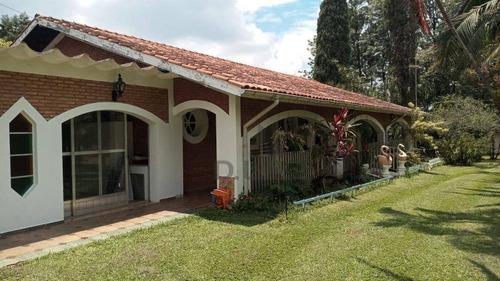 Chácara Residencial À Venda - Campo Grande (já Locada/ Ótima Renda) -  Campinas - Ch0072. - Ch0072
