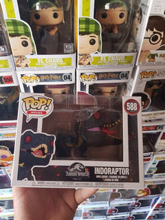 Funko Pop Indoraptor Jurassic World #588