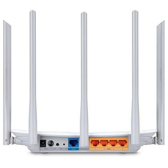 Roteador Wireless Tp-link Dual Band Ac 1350 Archer C60