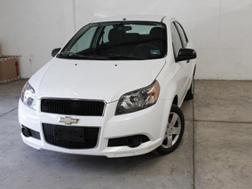 Chevrolet Aveo Paq M Ls T/m