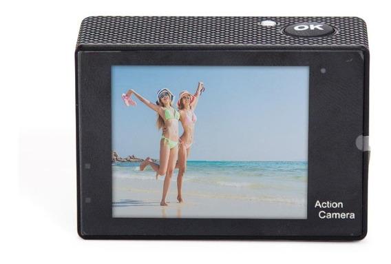 Câmera Digital Amvox Adc 800 Hd Tela 2 Prova D