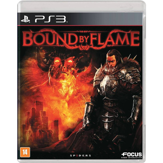 Bound By Flame Ps3 Mídia Física Novo Lacrado