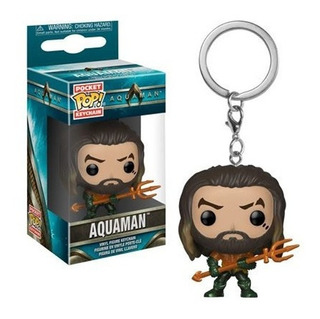 Funko Pop Llavero Aquaman Playking