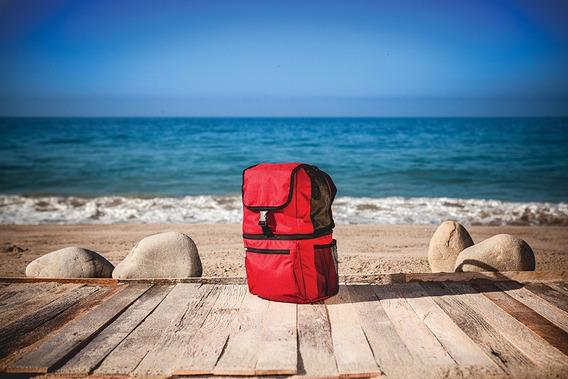Mochila Cn Aislamiento Impermeable Picnic Playa Ro En Gratis