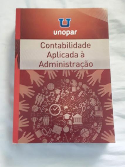 Livro Contabilidade Aplicada A Administração - Vânia Machado