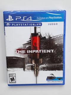 The Inpatient Juego Vr Ps4 Nuevo Y Sellado En Español