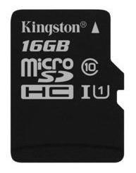 Imagen 1 de 6 de Combo 3 Memorias  Micro Sd Marca Kingston Original De 16 Gb