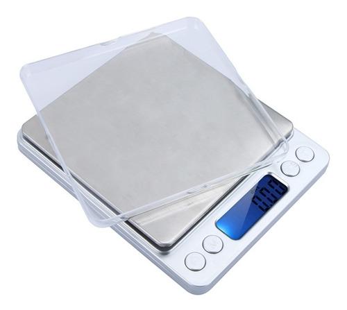 Balanza Alta Precisión Digital Pesa 0.01g Lcd La + Buscada
