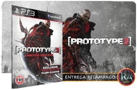 Prototype 2 Ps3 Psn - Promoção !!