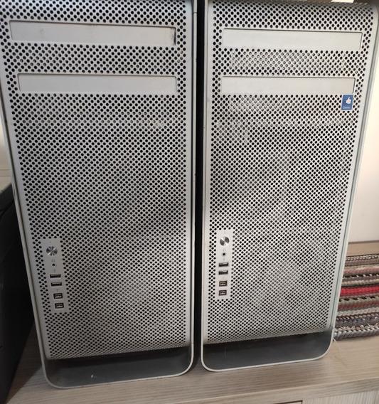 Apple Mac Pro 5.1 - 2x Xeon Quad-core 64gb 256gb+480gb Ssd