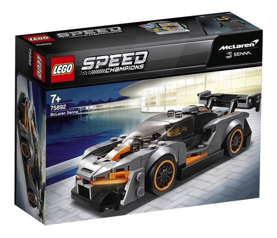 Lego Speed Champions - Mclaren Senna