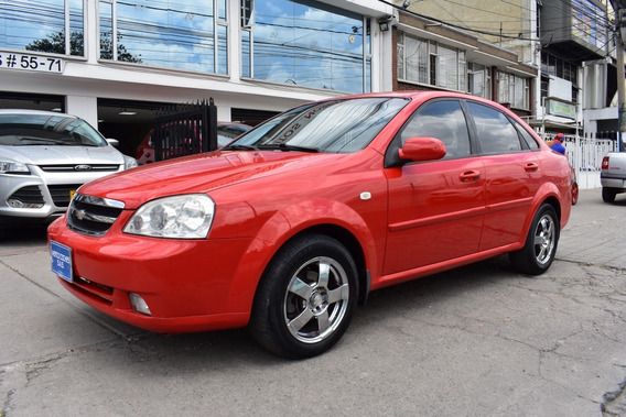 Chevrolet Optra Limited 1.6 A.a 2008