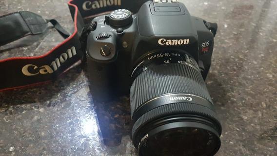 Câmera Digital Canon T5i Dslr Eos Rebel