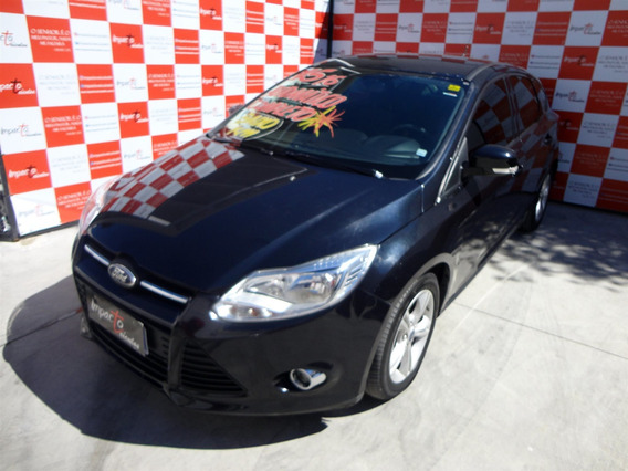 Ford Focus 1.6 Se Hatch 16v Flex 4p Powershift