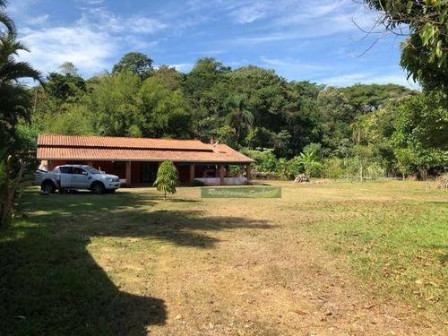 Imagem 1 de 16 de Chácara Com 3 Dormitórios À Venda, 4800 M² Por R$ 780.000,00 - Capuava - São José Dos Campos/sp - Ch0514
