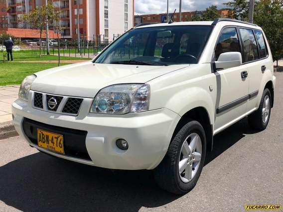 Nissan X-trail Classic 4x4 2500icc At Aa Dh
