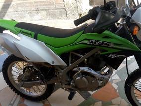 Yamaha Klx 150 Verde