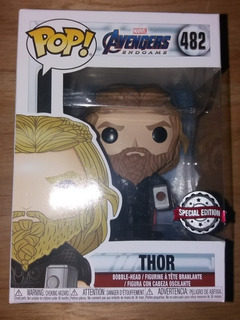 Funko Pop! [jg] Thor With Weapons #482 Excl