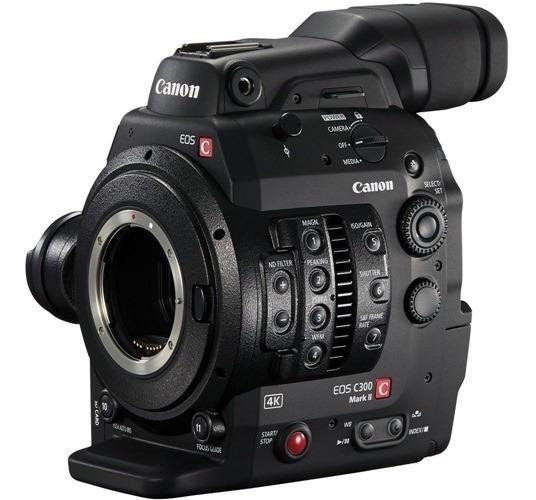 Canon C300 Mark Ii Ef 4k