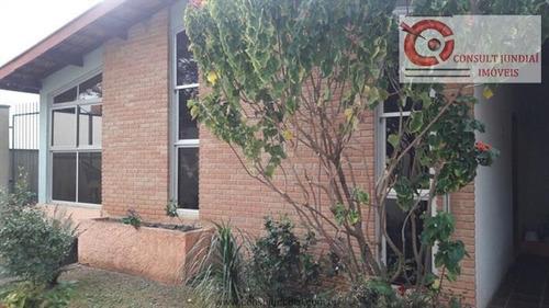 Imagem 1 de 13 de Casas À Venda  Em Jundiaí/sp - Compre A Sua Casa Aqui! - 1386330