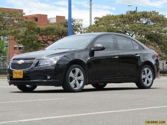 Chevrolet Cruze Lt 1.8 L At Ab Abs Tc