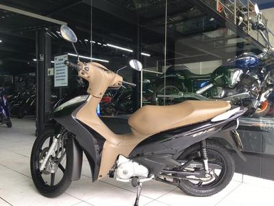 Honda Biz 125 - 2018