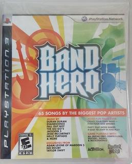Videojuego: Band Hero Usado Ps3