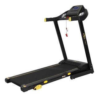 Cinta de correr eléctrica Athletic Works YK-031431 110V negro