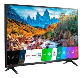 Smart Tv Thinq Ai 4k 43 LG 43um7360 Bluetooth Hdr Uhd Cuotas