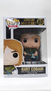 Funko Pop Kurt Cobain 65 - Original