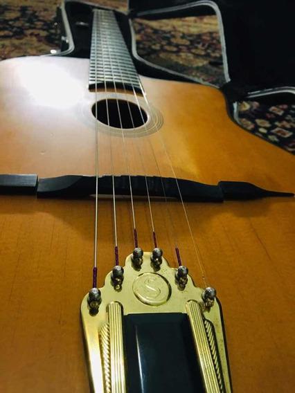 Violão Guitarra Gitane Gypsy Jazz